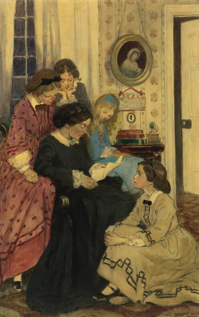 little women jessie wilcox smith