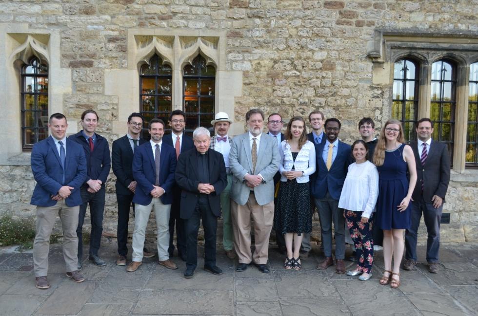 Newman seminar Oxford 2019